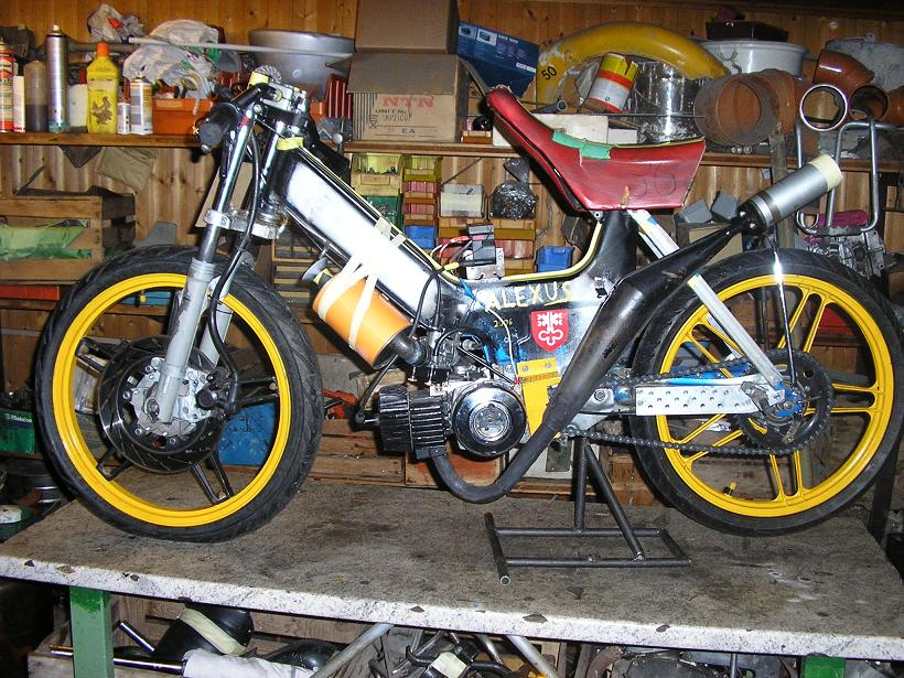 puch maxi tuning 7 10 from 76 votes 8 77 picture Car Pictures